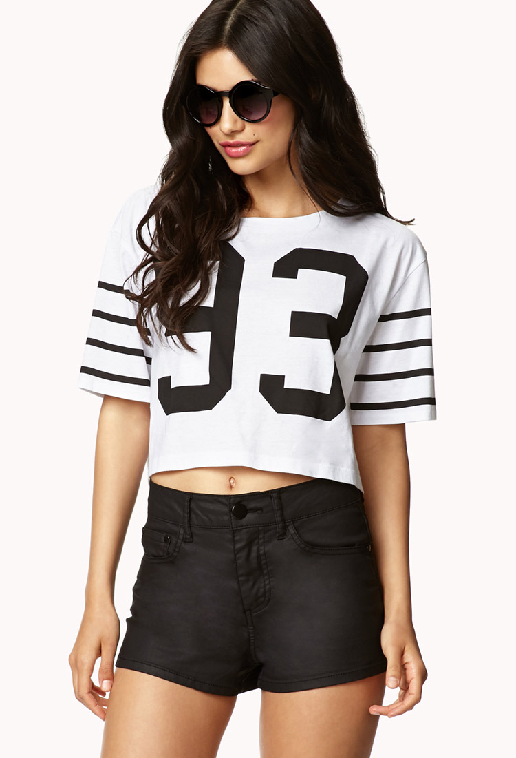 The Top 10 Fashion Trends Of 2012: Varsity Blues – Football Jersey Trend