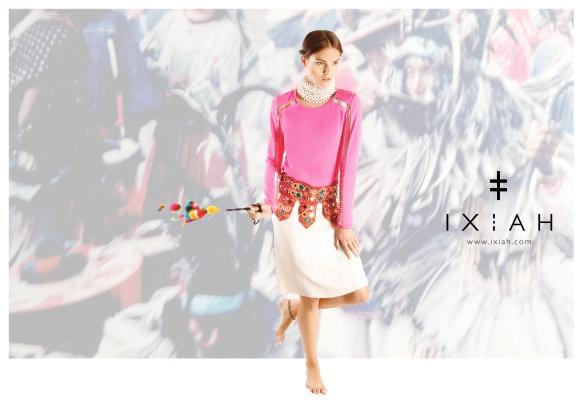 IXIAH Summer 2013-14 Campaign2