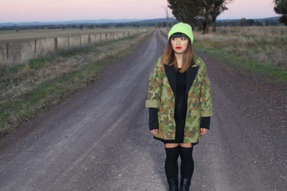 Army-jacket