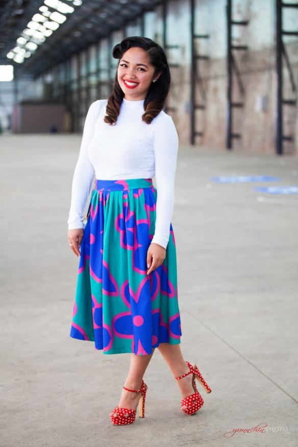Floral-Skirt-4